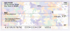 Butterfly Dreams Personal Checks | CCS-44
