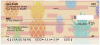 Pineapples Personal Checks | FOD-70