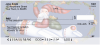 Santa's on the Way Personal Checks by Lorrie Weber | JHS-18