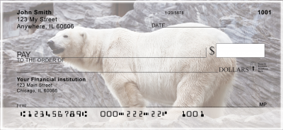 American Wildlife Personal Checks | ANI-08