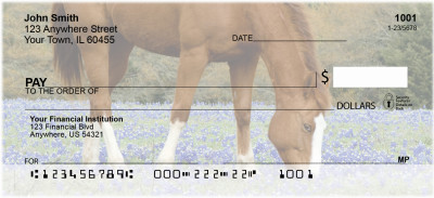 Horse Country Personal Checks | CCS-59