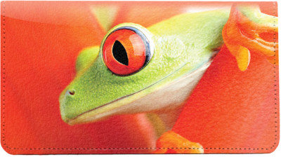 Frogs Leather Cover | CDP-ANI09
