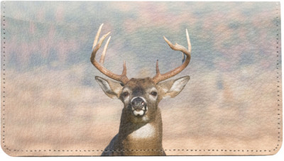 Big Horned Buck Deer Leather Cover | CDP-ANK71