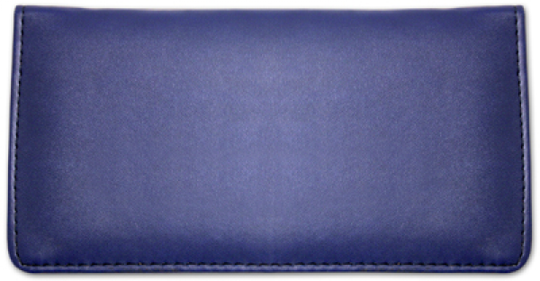 Royal Blue Smooth Leather Cover | CLP-BLU03