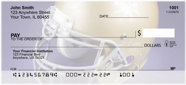 Football Personal Checks | SPO-05