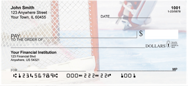 Hockey Personal Checks | SPO-10