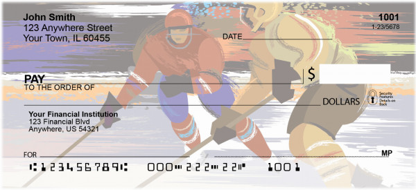 Hockey One on One Personal Checks | SPO-18
