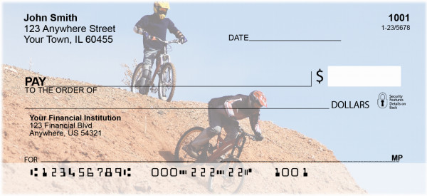 Mountain Bikes Personal Checks | TRA-14